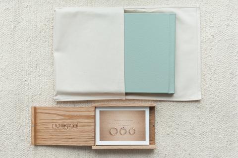 Oak Fine Art Print Box And Wedding Al